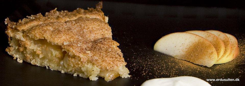 Billede af Æbletærte