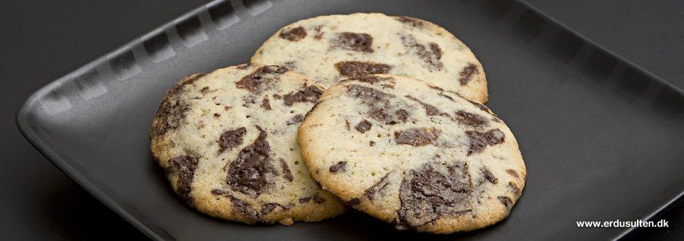 Billede af chocolate chip cookies