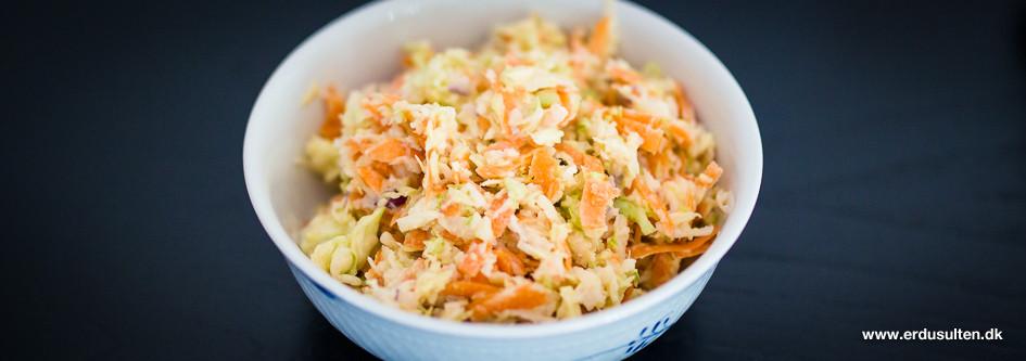 Billede af fedtfattig coleslaw