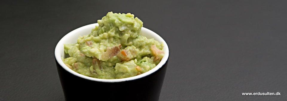 Billede af guacamole