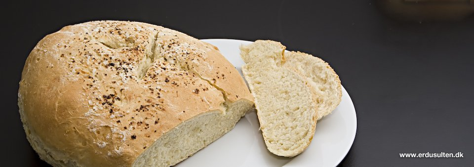 Billede af italiensk brød