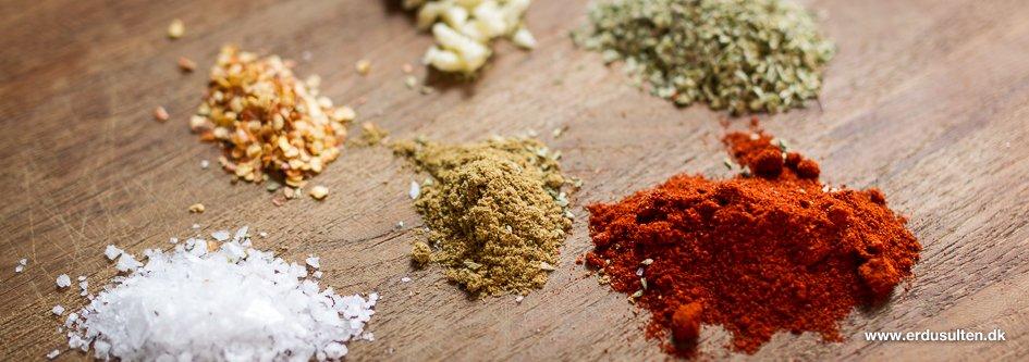Billede af mexicansk krydderi