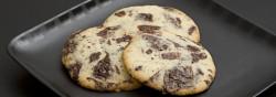 Billede af Chocolate chip cookies fotograferet af Lars Holmgaard