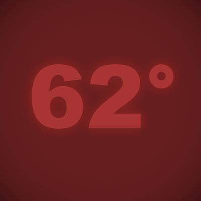 stege temperatur