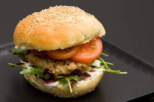 flæskestegs sandwich opskrift